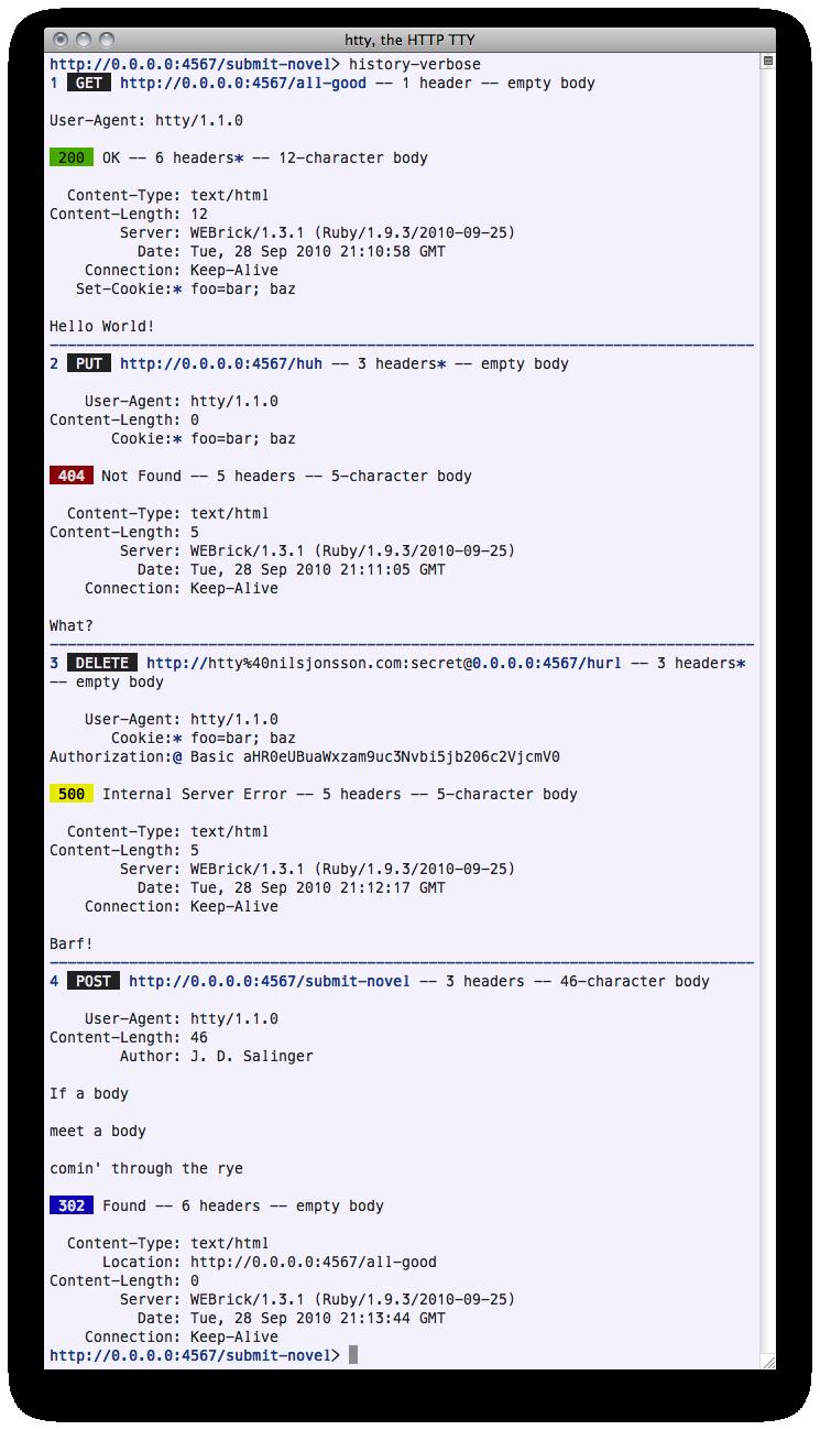 Sinatra application example #2